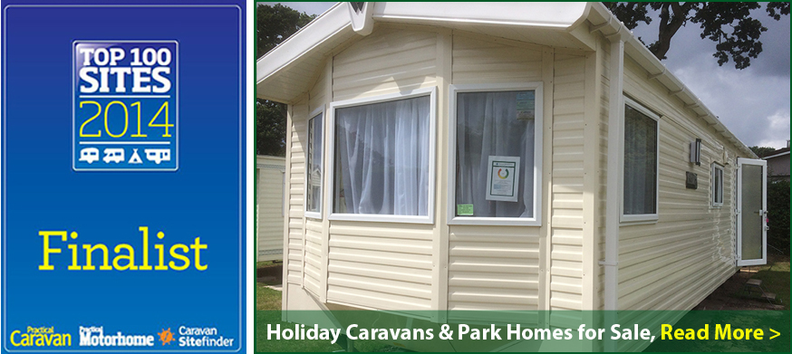 Holiday Caravans & Park Homes for Sale